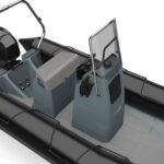 Bombard-Explorer-500 black-eva rollbar P8