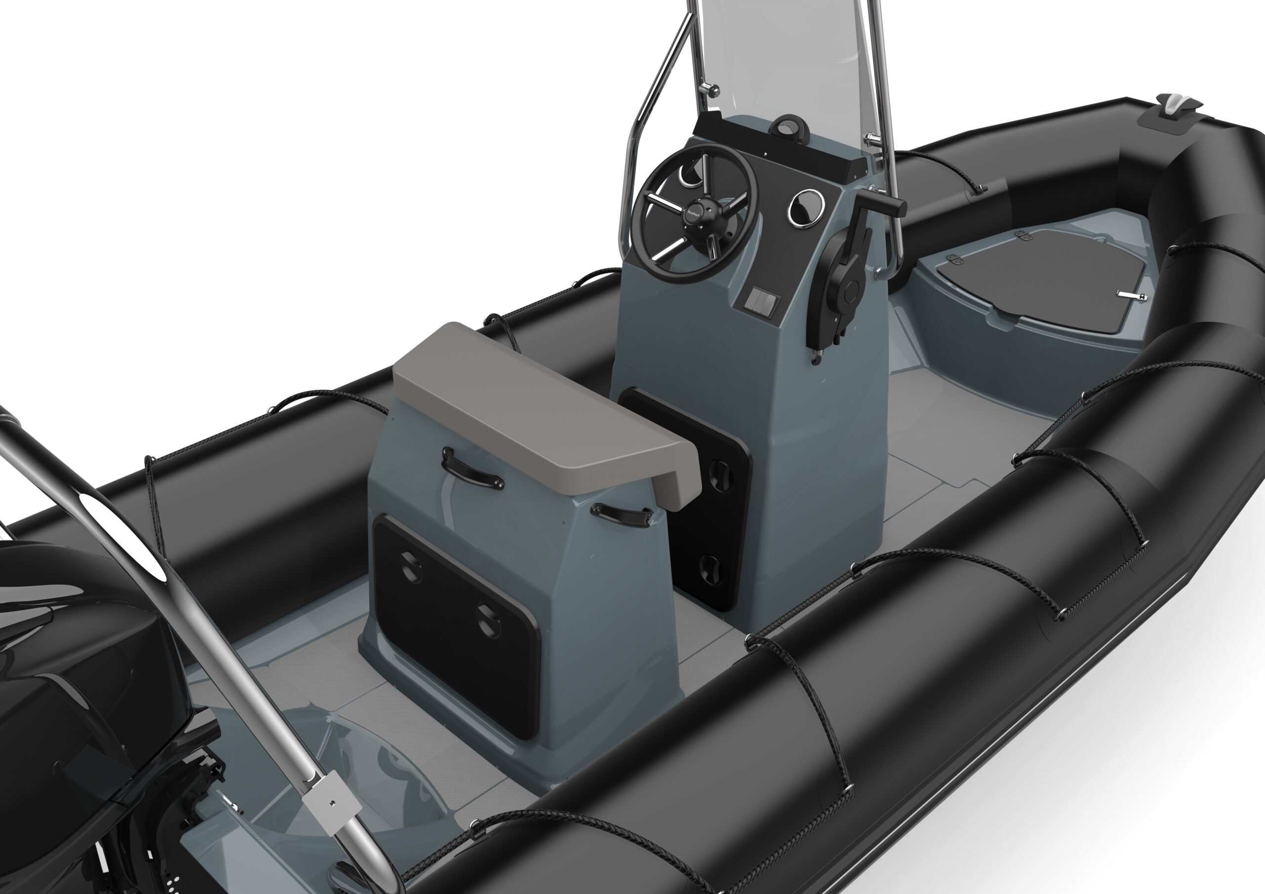 Bombard-Explorer-500 black-eva rollbar P8b