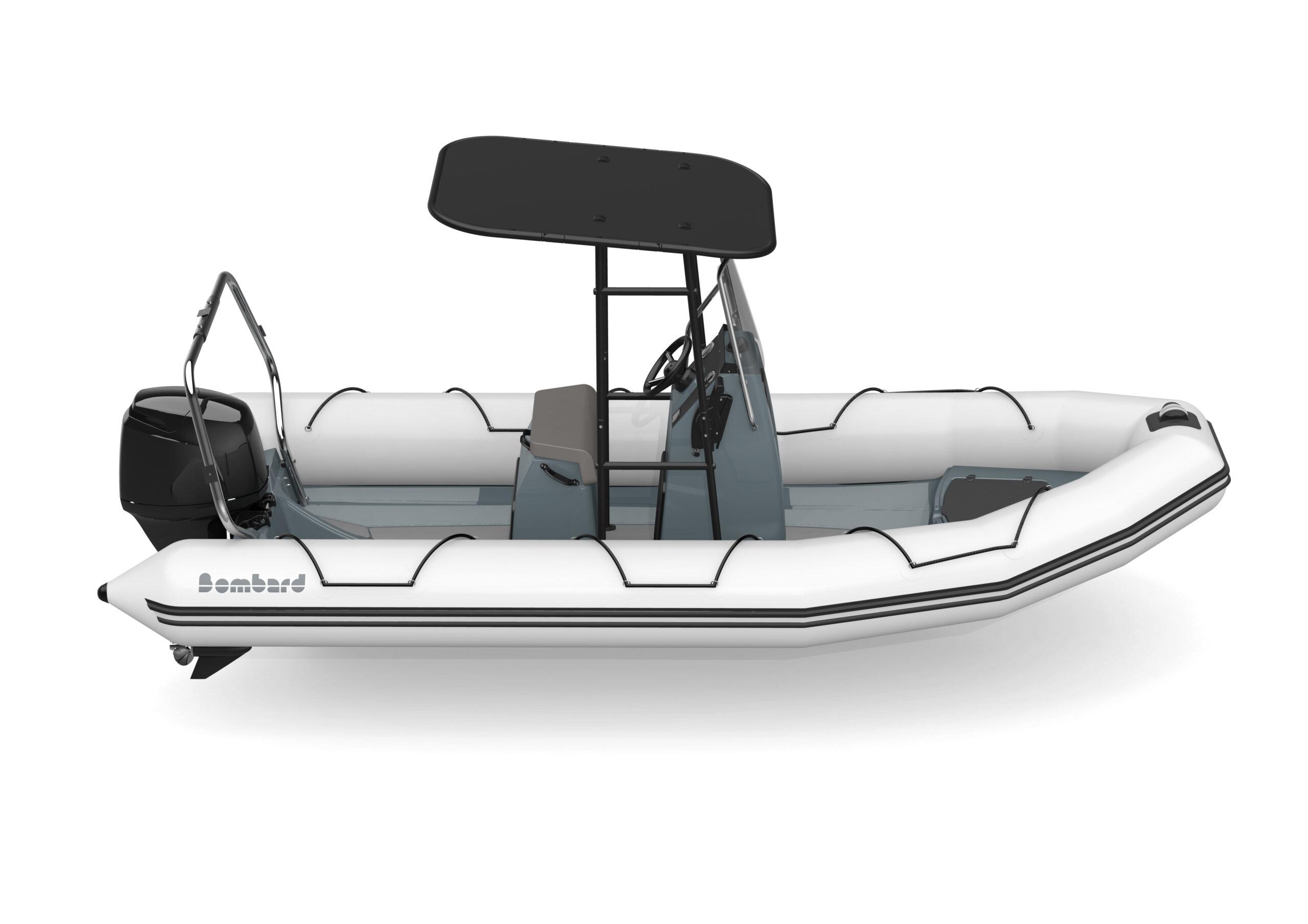 Bombard Explorer 550 light-eva P2 ttop
