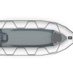 Bombard Explorer 550 light-top view